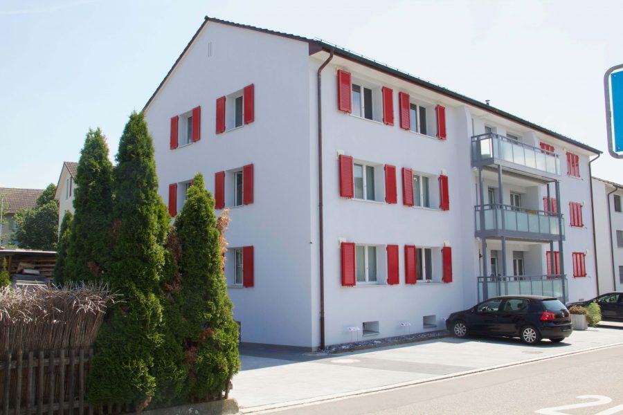 MFH 9 Wohnungen