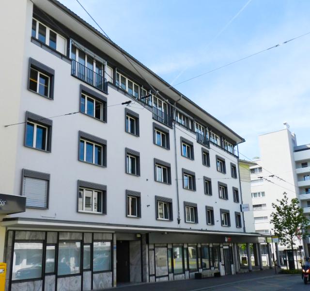 Zentralstrasse, 8212 Neuhausen am Rheinfall