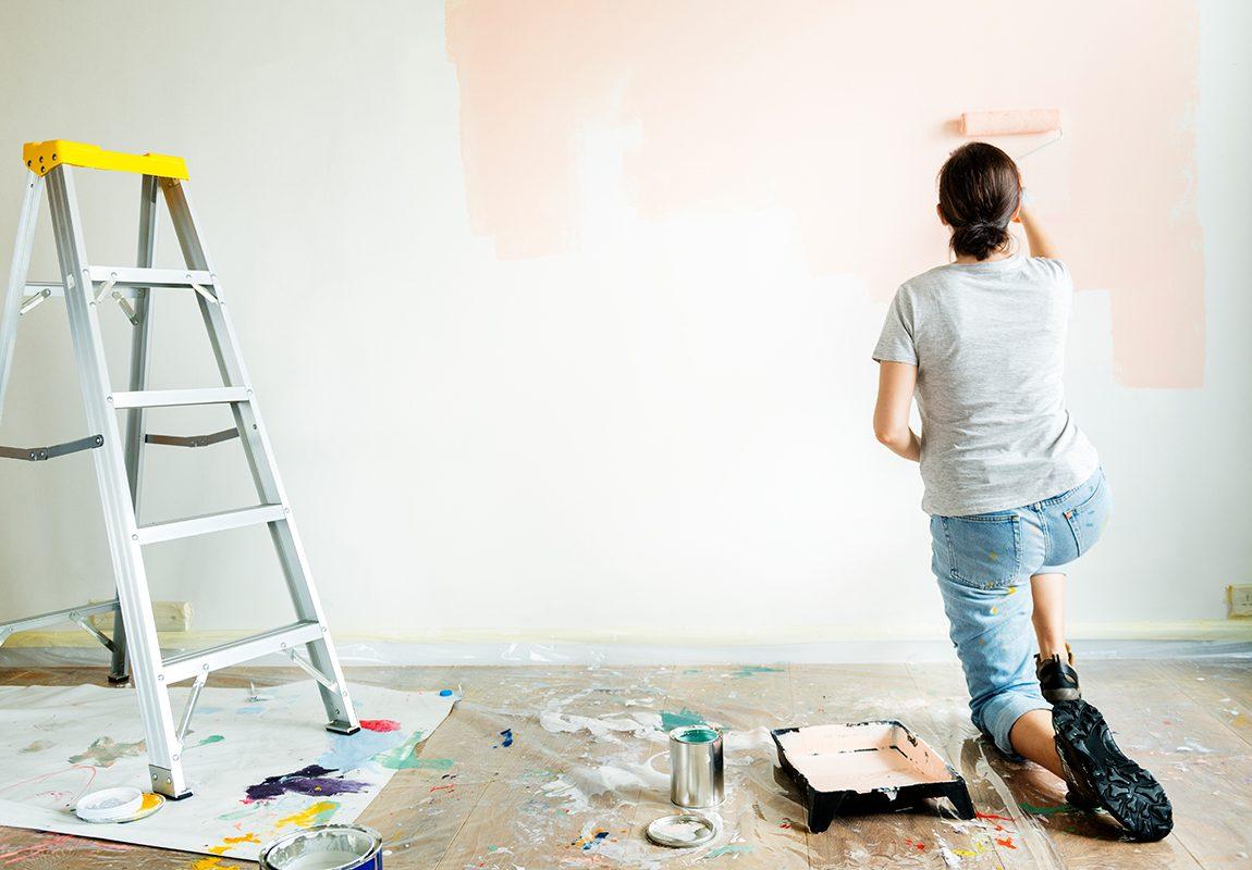 Maler--und-Lackierarbeiten